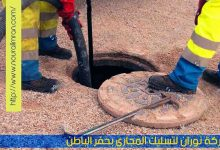 Photo of شركة تسليك مجاري بحفر الباطن 0506222893 خصم  15% نور العمران